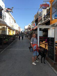 Portugees eten, restaurant Algarve